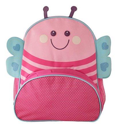 Mochila Escolar Infantil CLIO Pets Borboleta - CP2097P