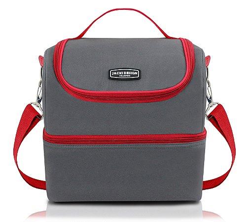 Bolsa Térmica GG Urbano Jacki Design AHL16021 Cor:Vermelho