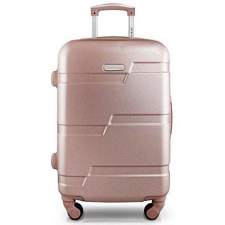 Mala de Viagem ABS Dream Rosê Jacki Design - AHZ20900