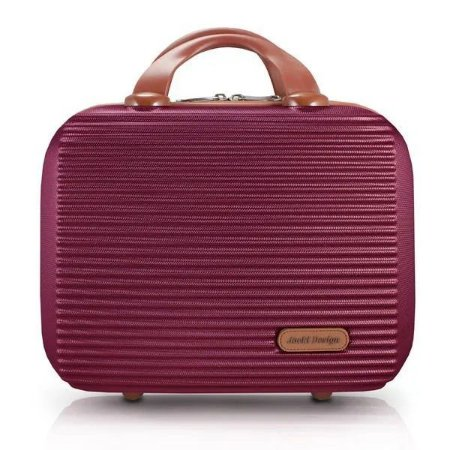 Frasqueira de Viagem Premium Vinho Jacki Design - AHZ20885