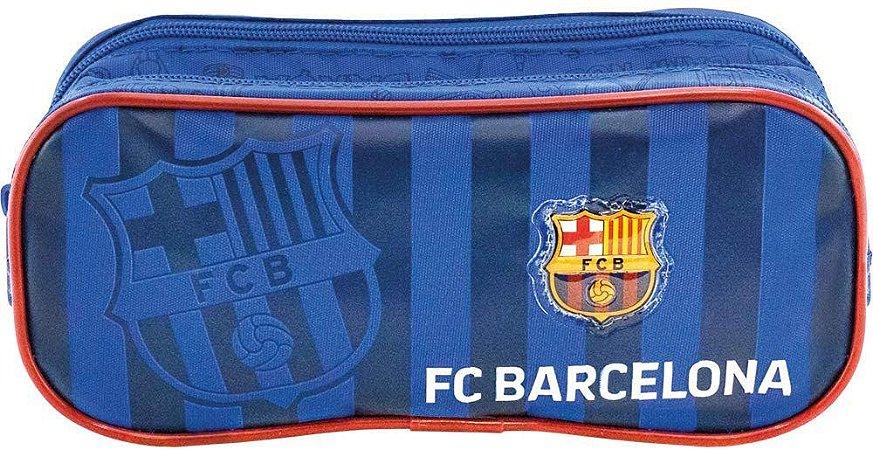 Estojo Duplo Barcelona Blaugrana Xeryus - 8985