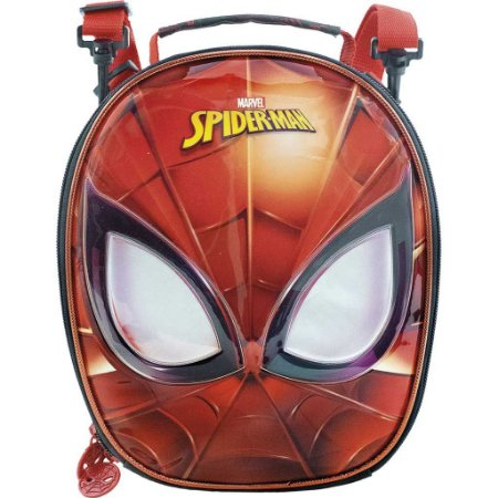 Lancheira Térmica Homem Aranaha (Spider Man Masked) Xeryus - 8644