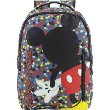Mochila Mickey Mouse Teen 01 Xeryus - 9100