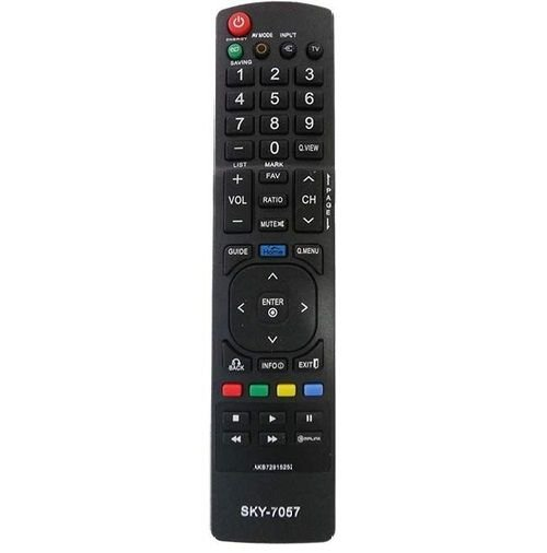 CONTROLE REMOTO TV LCD / LED / Plasma LG  - AKB72915252