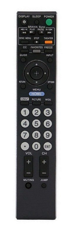 CONTROLE REMOTO TV LCD SONY BRAVIA RM-YD023 / SKY-8043 / LE-039A