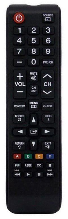 CONTROLE REMOTO TV LCD SAMSUNG AA5900605A / LE 605A / LHS 605A