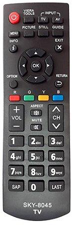 CONTROLE REMOTO TV LCD PANASONIC VIEIRA SKY-8045 / MAX-8045