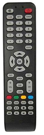 Controle Remoto para TV LED Philco LE-7813 / SKY-8031