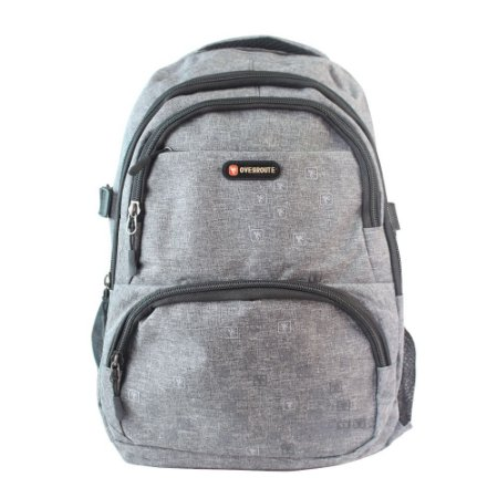 Mochila para Notebook Over Route Grafite Xeryus - 77181.81