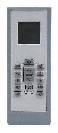CONTROLE REMOTO AR CONDICIONADO ELECTROLUX RG01/BGEF-ELBR /