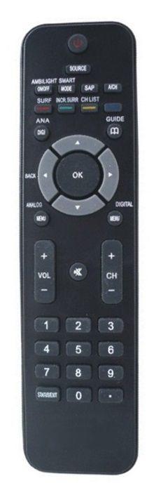 CONTROLE REMOTO TV LCD PHILIPS AMBILIGHT
