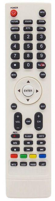 CONTROLE REMOTO TV LCD SEMP TOSHIBA C/ YOUTUBE