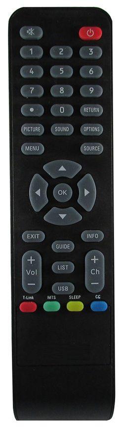 CONTROLE REMOTO TV PHILCO LHS-121