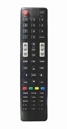 CONTROLE REMOTO TV LCD SEMP TOSHIBA CT-6640