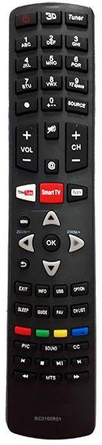 CONTROLE REMOTO TV LCD PHILCO RC3100R01