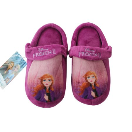 Pantufa Infantil Kick Frozen Anna G 31/33 Zona Criativa - 10071261