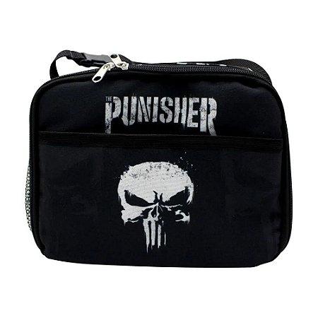 Lancheira Térmica Punisher com 2 Bolsos Zona Criativa - 10070952