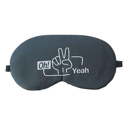 Máscara de Gel Térmico para Descanso Estampa Oh Yeah - XD3560212
