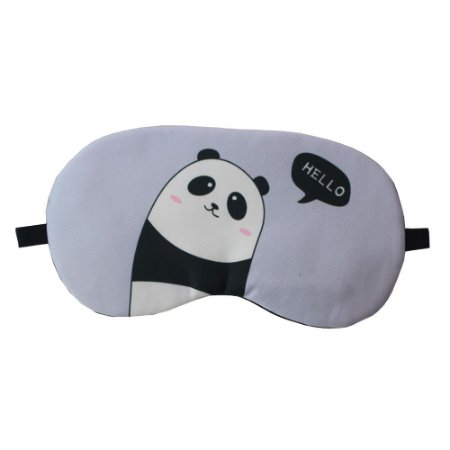 Máscara de Gel Térmico para Descanso Estampa Oi Panda - XD356029
