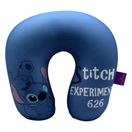 Almofada Pescoço Micropérolas Stitch Zona Criativa - 10063958