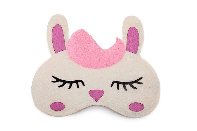 Máscara de Dormir Lhama Aplique Cotton Day - 24014
