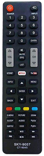 Controle Remoto TV LCD Semp Toshiba