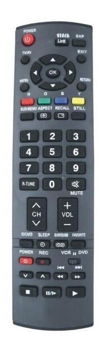 Controle Remoto TV Plasma Panasonic Viera