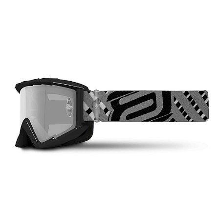 Óculos ASW A2 Vertigo Preto/Cinza