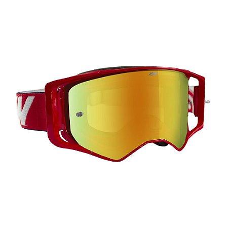 Óculos ASW Sirus Brigade Vermelho