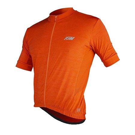 Camisa ASW ESSENTIALS Laranja G