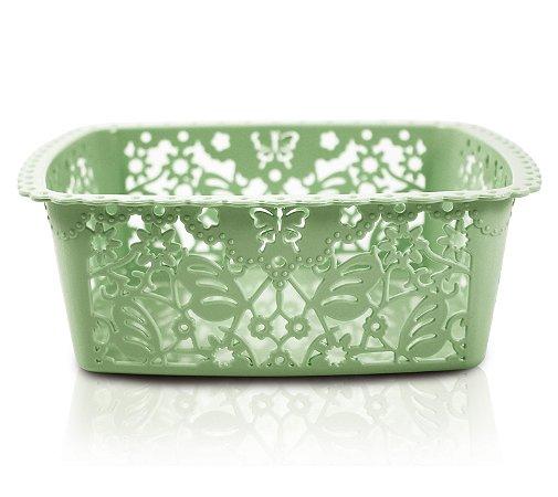 Cesto Organizador (P) Life Style Jacki Design - AYJ17233 Verde