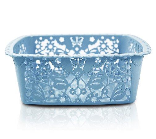 Cesto Organizador (P) Life Style Jacki Design - AYJ17233 Azul