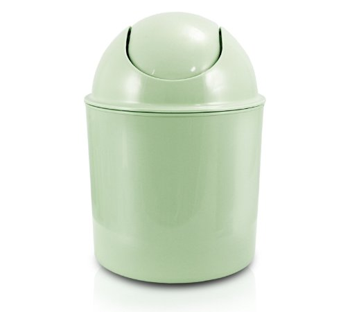 Cesto de Lixo (P) Life Style Jacki Design - AYJ17177 Verde