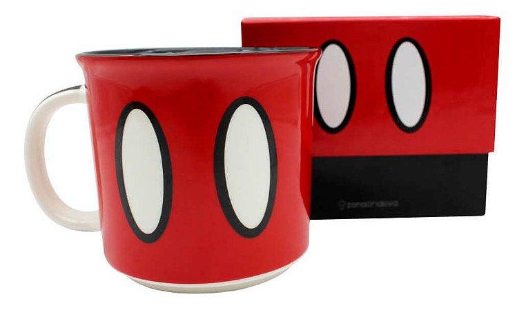 Caneca Mickey 350ml Zona Criativa - 10023285