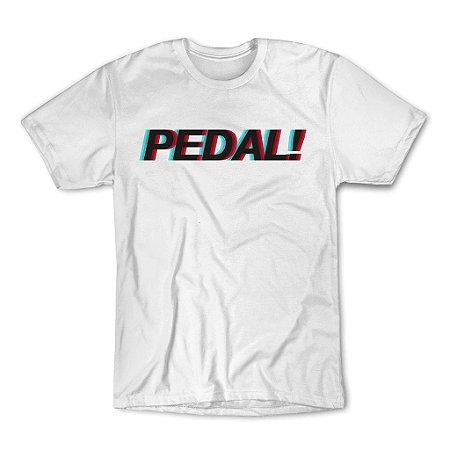 Camiseta ASW PEDAL Branco G