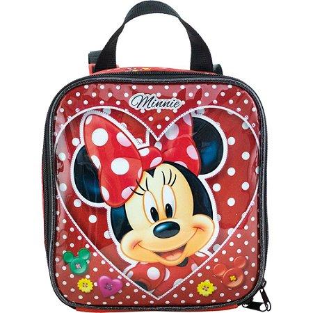 Lancheira  Escolar Minnie Love Xeryus - 8914