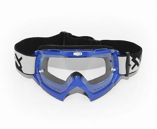 Óculos Mattos Racing Combat Azul