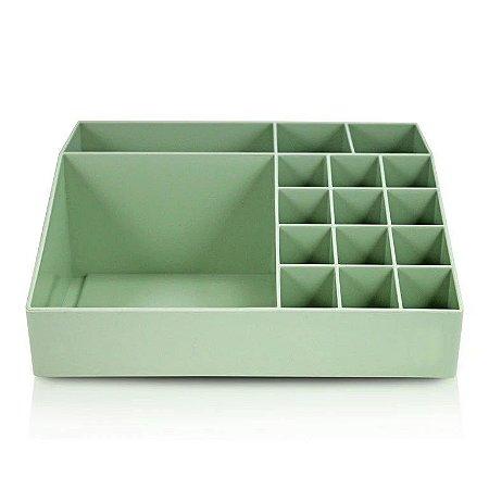 Organizador Multiuso Jacki Design - AGD20908 Verde