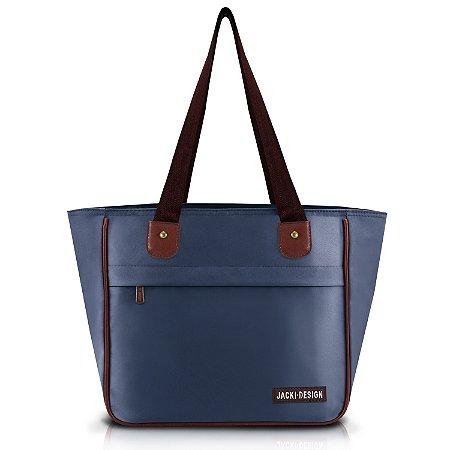 Bolsa Essencial III Jacki Design - AHL17393 Azul Escuro