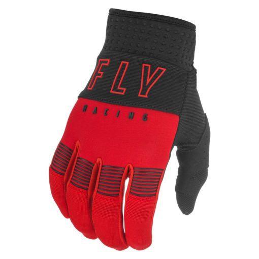 Luva FLY F16 2021 Vermelho/Preto Tam. G