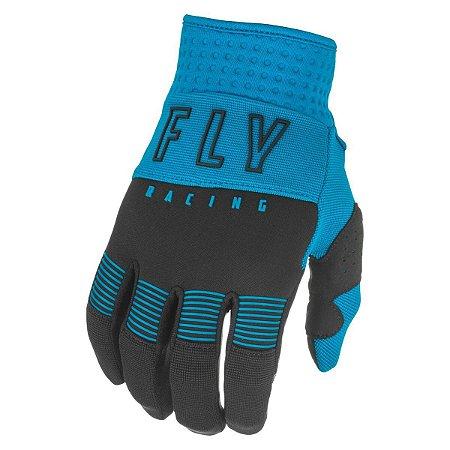 Luva FLY F16 2021 Azul/Preto Tam. G