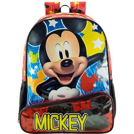 Mochila Escolar 16 Mickey Hey Mickey - 8962