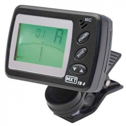 Afinador Digital para Instrumentos TN-6 MXT