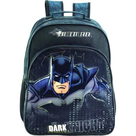 Mochila Escolar 16 Batman Wicked - 8832