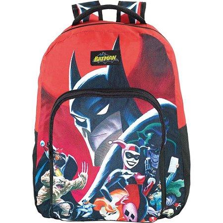 Mochila Escolar Batman T2 Xeryus - 9070