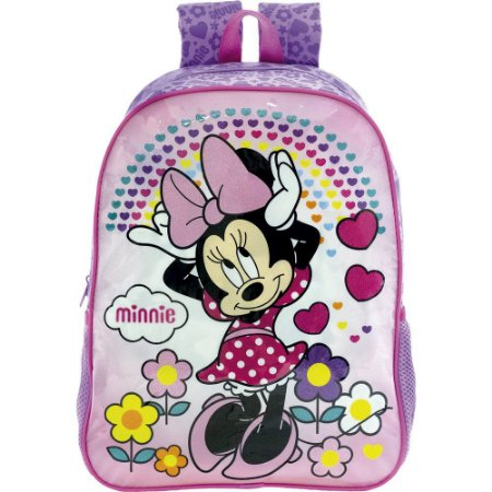 Mochila Escolar 16 Minnie Daydreaming Xeryus - 8942