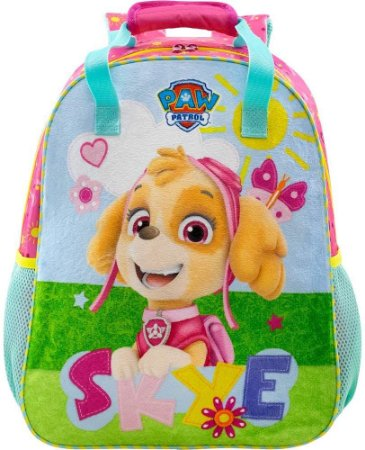 "Mochila Escolar 16"" Paw Patrol Happy Day Xeryus - 8742"