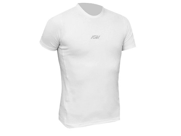 Camisa ASW Segunda Pele Branco Tam. P