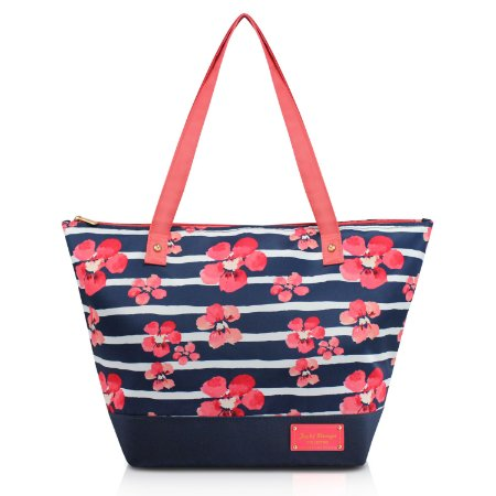 Bolsa Bossanova Azul Escuro Jacki Design - ABC17553