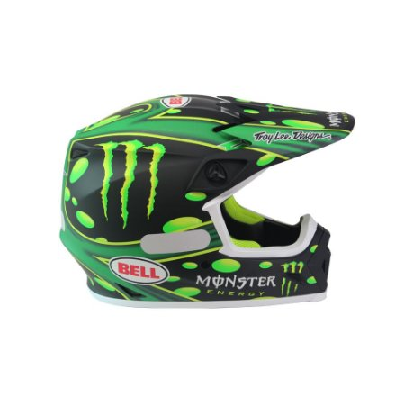 Capacete BELL MX-9 MIPS Showtime Matte Black/Green 62